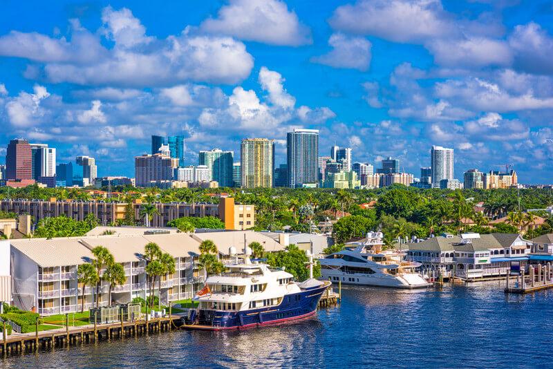 Moving Companies in Fort Lauderdale - Pricing Van Lines