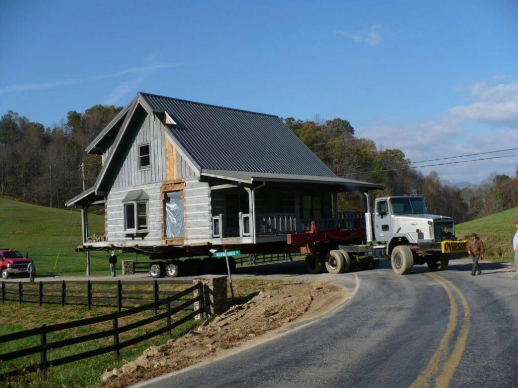 Companies that Move Houses - Mitch Contracting