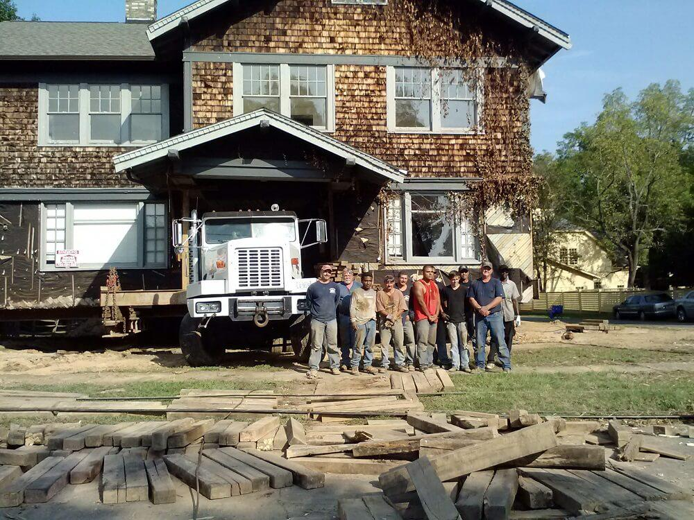 Companies that Move Houses - Simmons House Moving Inc