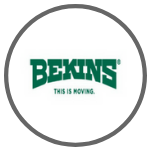 Interstate Moving Companies - Bekins vans line