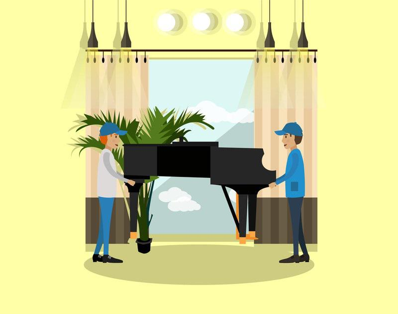 Piano Movers Near Me - Pricing Van Lines