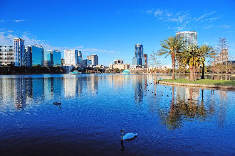 How Much Does it Cost to Live in Orlando Florida - Pricing Van Lines