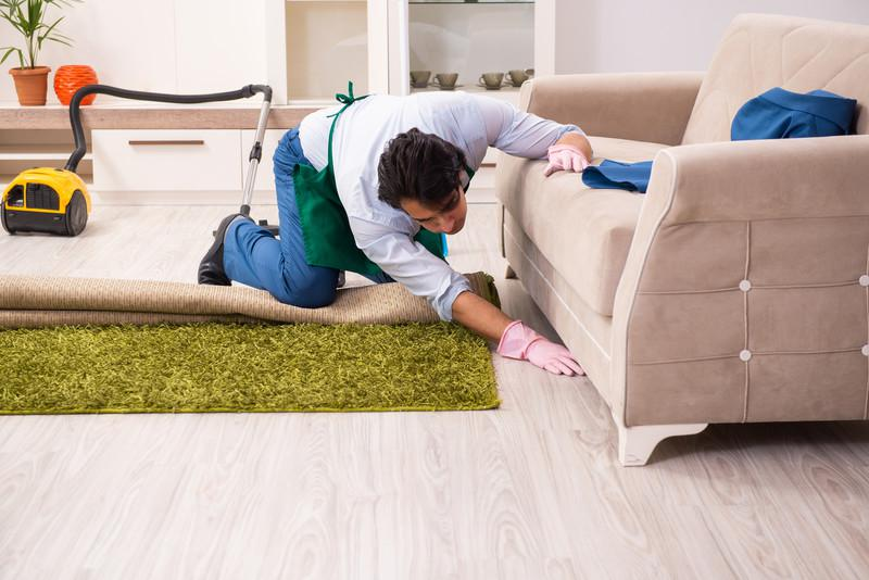 How To Deep Clean Your New House Before You Move In