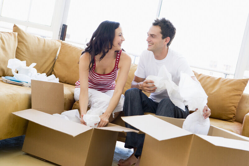 Types of Furniture Protection - moving blanket