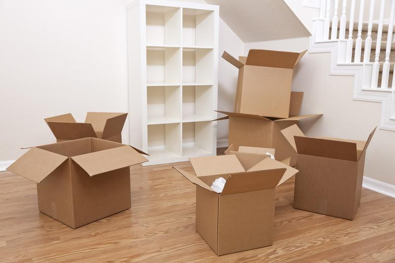 How to Get Boxes for Moving House