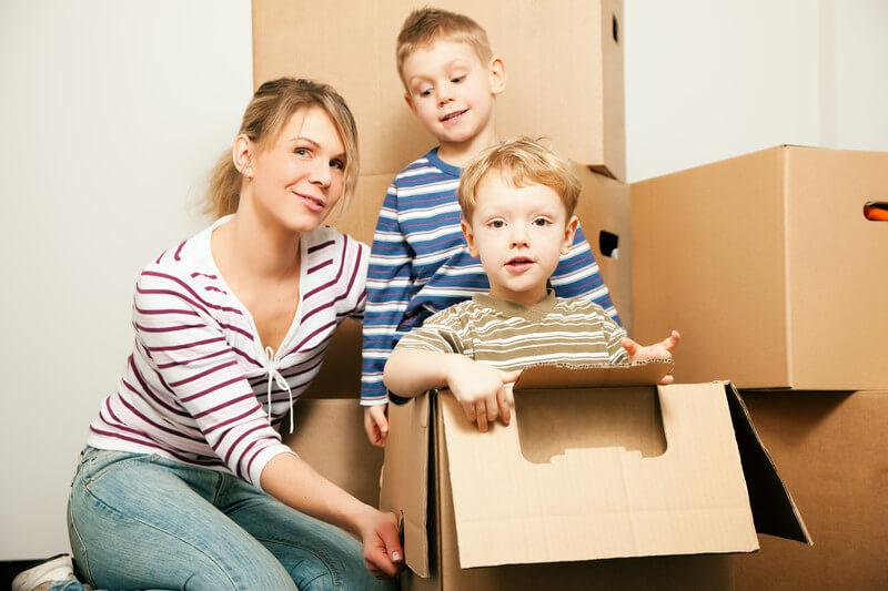 Is Your National Mover Providing Boxes for Packing Household Goods?