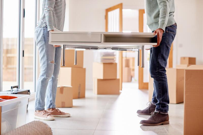 Find The Best Options to Transport Furniture Out of State