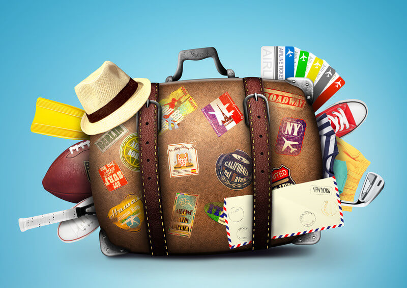 How To Pack A Suitcase When Moving