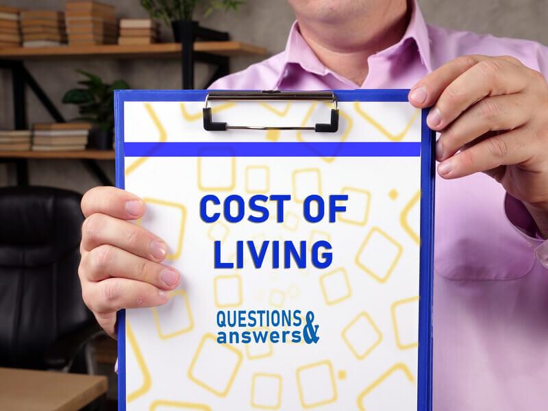 Best Cost of Living Calculator 2021