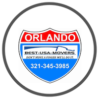 Get A Quote From Top 10 Reputable Orlando Movers - Best USA Movers Orlando