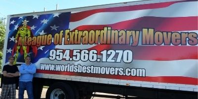 A league of Extraordinary Movers - Top 10 Trustworthy West Palm Beach Movers 2021's