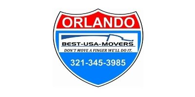 Best USA Movers Orlando - Top 3 Recommended Orlando Movers