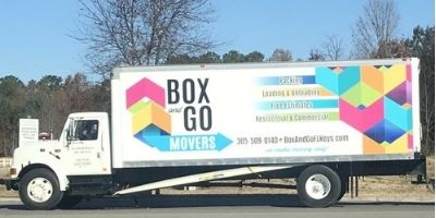 Box and Go Movers - Top 10 Trustworthy West Palm Beach Movers 2021's