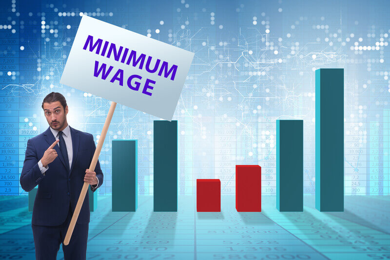 Top 10 Cheapest Big Cities For Minimum Wage Earners