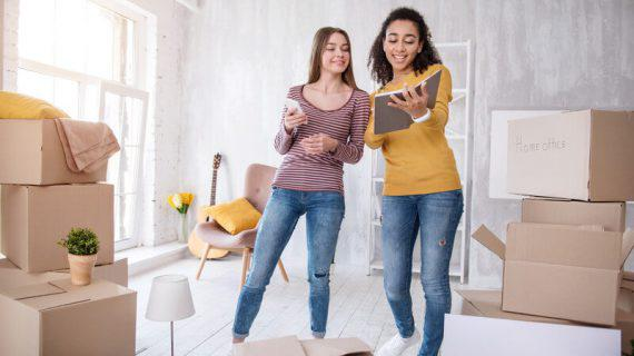 Checklist For Moving on Your First Apartment