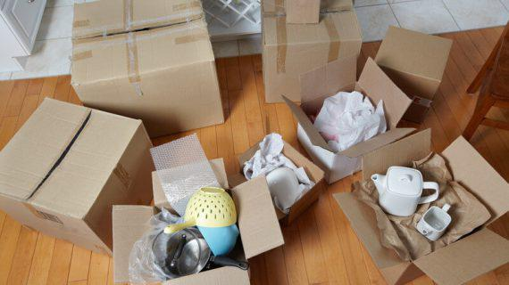 Top Places to Find Free Moving Boxes