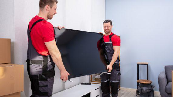 Tips To Transport A Flat Screen TV