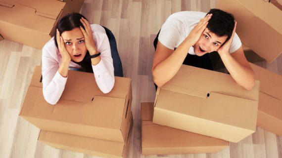 Mistakes That Can Cost You a Fortune While Moving